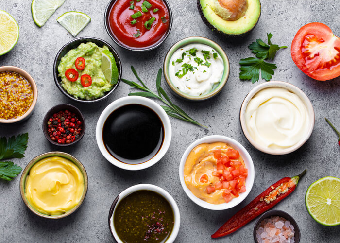 10 Low-Calorie Dips and Spreads Ideas