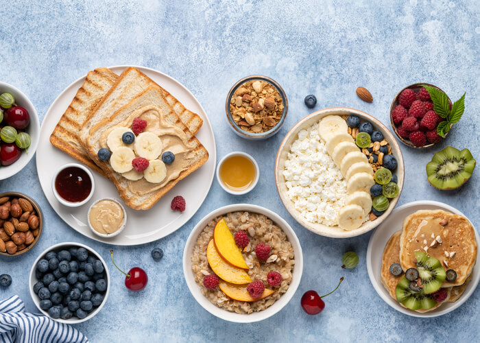 10 Quick and Healthy Breakfast Recipes You Can Try