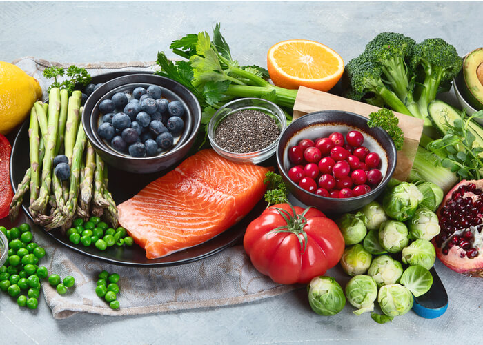 10 Superfoods for a healthy diet