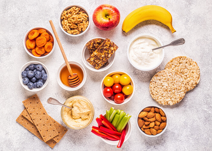 10 Tips To Snacking Healthy