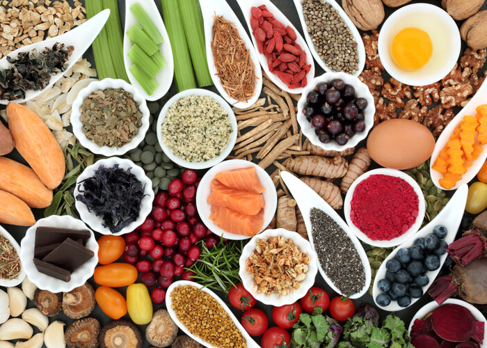 10 Vitamins and Minerals You Need on Your Plate