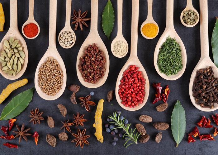9 Cooling Spices and Herbs