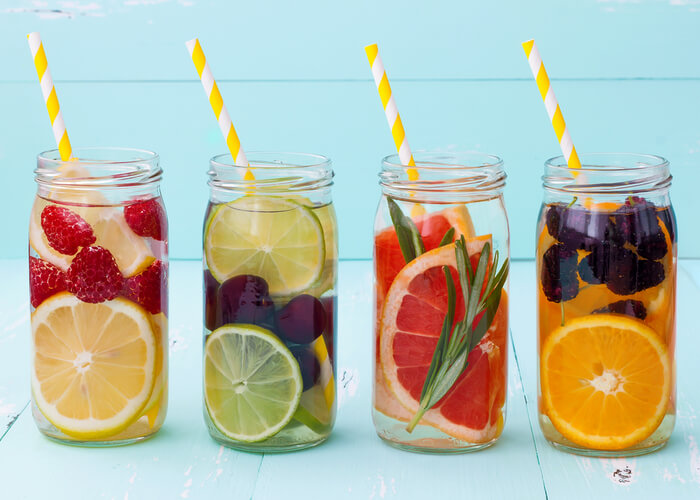 9 Detox Drinks For Glowing Skin