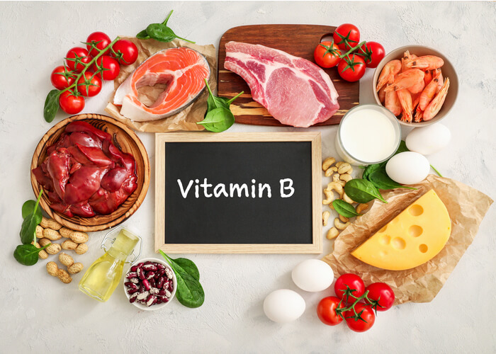 7 Foods Rich in Vitamin B for Good Health