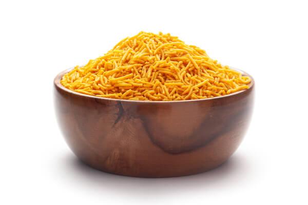 potatoes bhujia